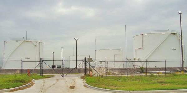 Fuel Tanker Farm